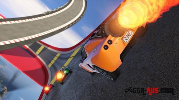 Photo of GTA 5 Online обновление — «Лихачи и трюкачи: особые гонки» для PS4, Xbox One и ПК