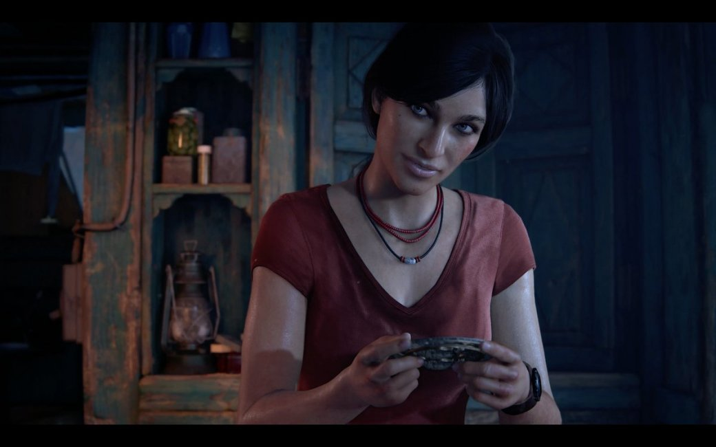 Новые скриншоты и арты Uncharted: The Lost Legacy