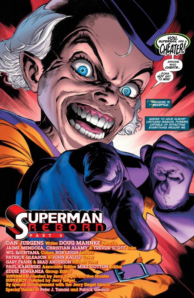 Photo of Вся вселенная DC Rebirth изменилась в финале Superman Reborn
