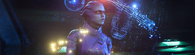 Photo of Первая цельная демонстрация Mass Effect: Andromeda