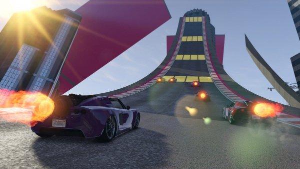 Photo of Компания Rockstar анонсировала серию обновлений для GTA Online