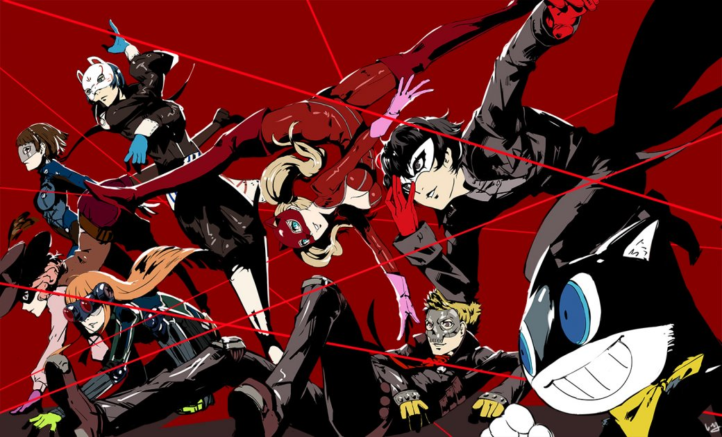 Photo of Persona 5 привела критиков ввосторг