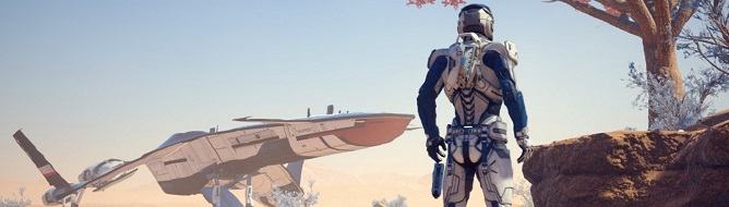 Photo of Трейлер к запуску Mass Effect: Andromeda