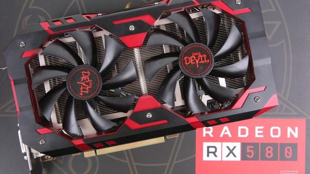 Photo of Цена итесты Radeon RX580: новинки оказались… неочень новыми