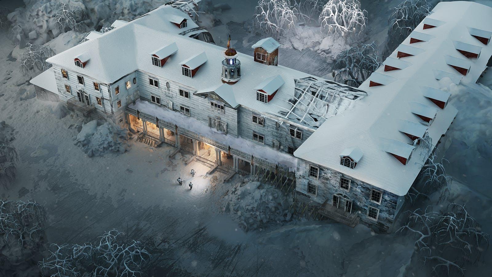Новый апдейт Wasteland 3 рассказал об одной из локаций игры