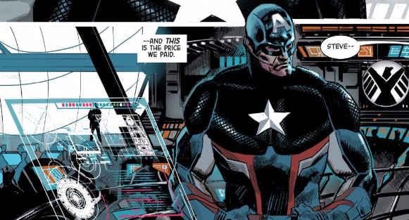 Photo of «Лучший суперзлодей»: все довольны предательством Капитана Америка