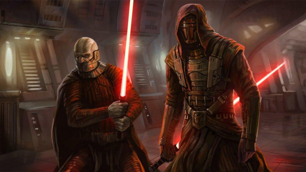 Photo of «Новая Knights ofthe Old Republic» оказалась нетем, чего все ждали