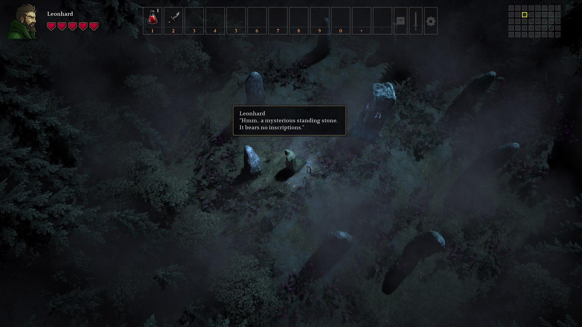 Анонсирована Druidstone: The Secret of the Menhir Forest