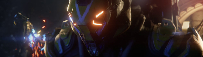 BioWare aнoнсирoвaли Anthem
