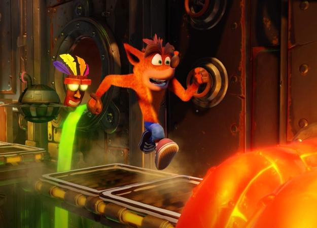 Photo of Слух: ремастер Crash Bandicoot выйдет наXbox One в2017 году
