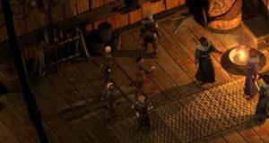 Новое геймплейное видео Pillars of Eternity II: Deadfire
