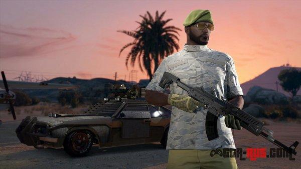 Photo of Новые подробности про DLC «Торговля оружием» для GTA Online
