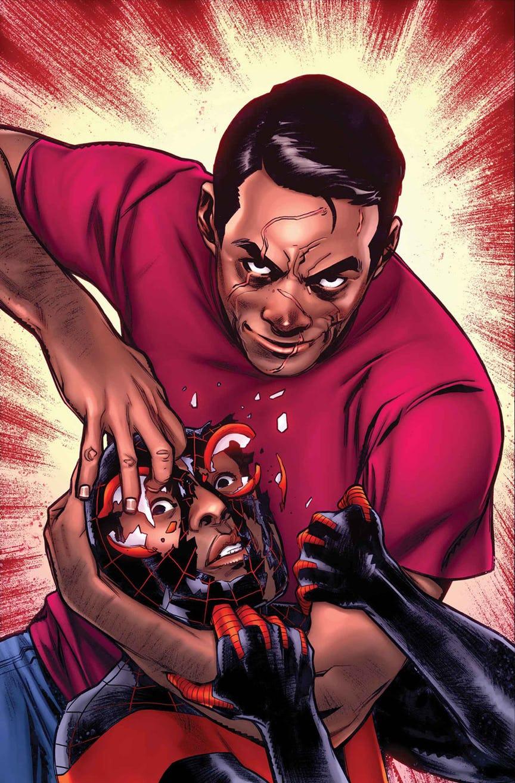 Marvel, прекрати: Майлз Моралес сразится с Майлзом Моралесом