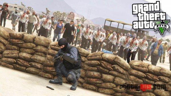Три сюжетных DLC, которые были запланированы в GTA 5