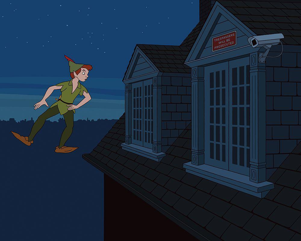 Посмотрите, как персонажи Disney выгляделибы всовременном мире