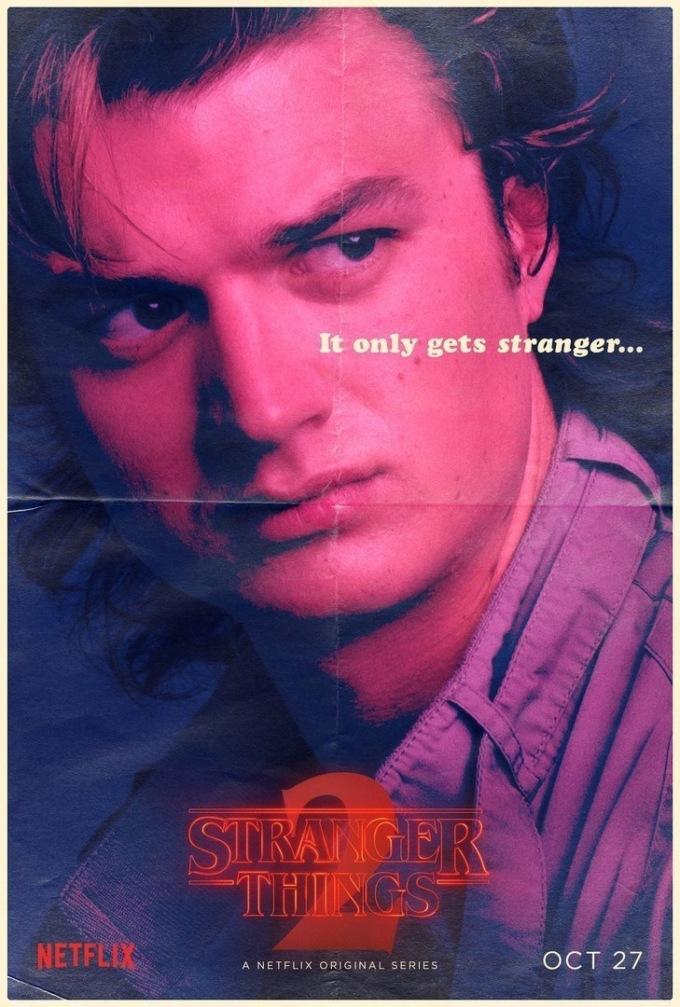 Photo of Посмотрите настильные постеры второго сезона «Очень странных дел»