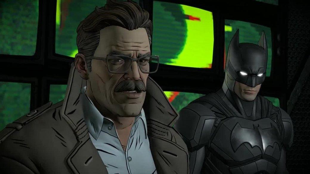 Суть. Рецензия напервый эпизод Batman: The Enemy Within водин абзац