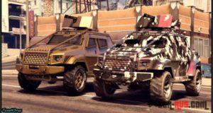 Обзор Insurgent Pick Up Custom в GTA Online
