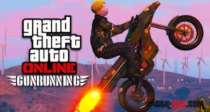 Oppressor   летающий мотоцикл в GTA Online