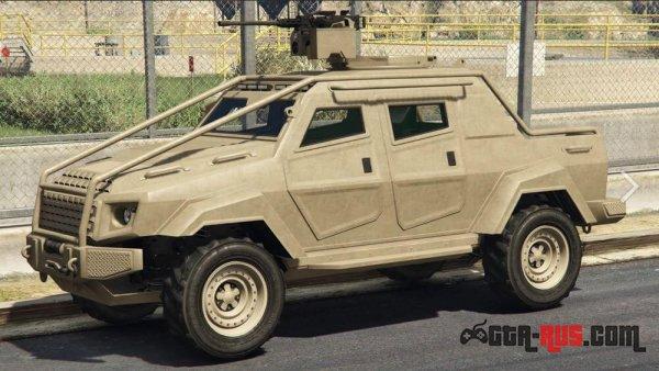 Обзор Insurgent Pick-Up Custom в GTA Online