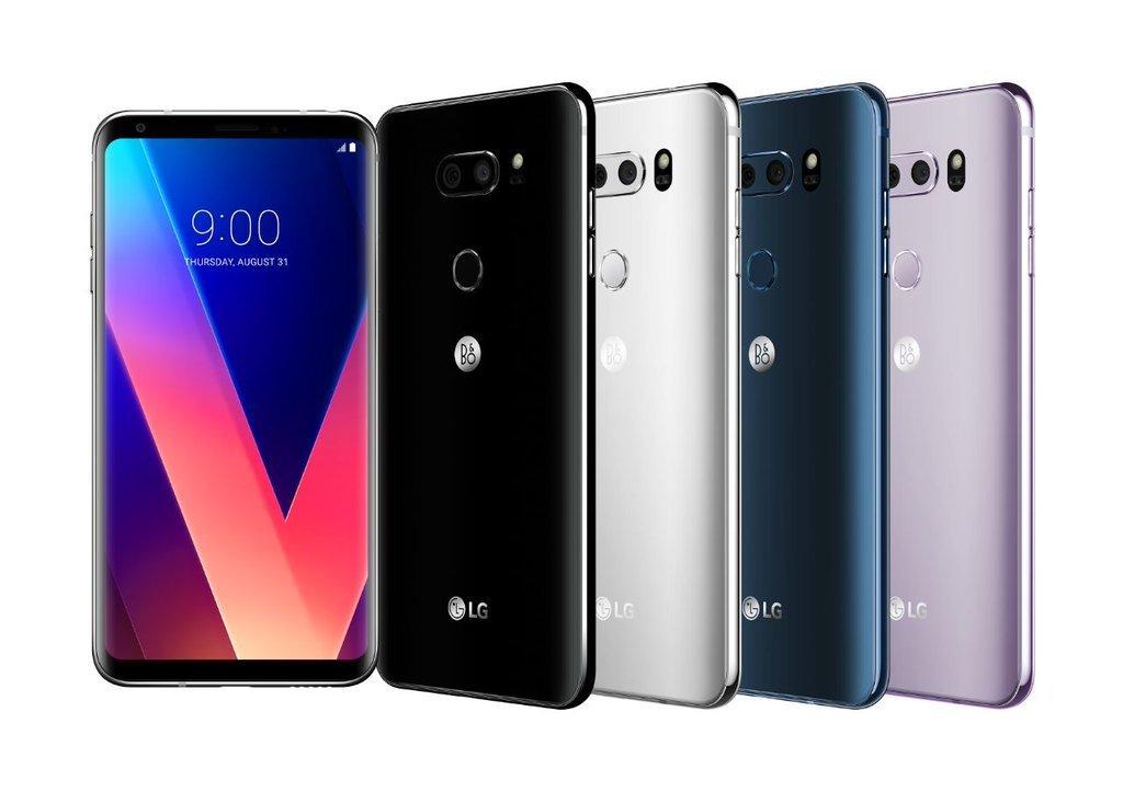 LGпредставила флагман V30. Итеперь смартфоны точно все одинаковые
