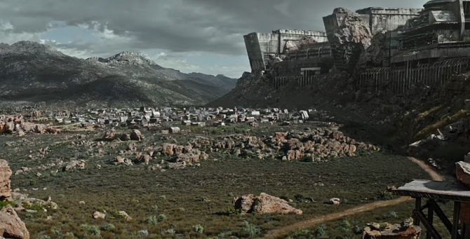 Все пасхалки вфильме «Темная башня»