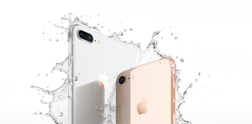 Главное спрезентации Apple iPhone 8 водном абзаце