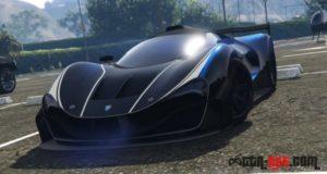 Новая Grotti Visione и очередное изменение физики ряда автомобилей