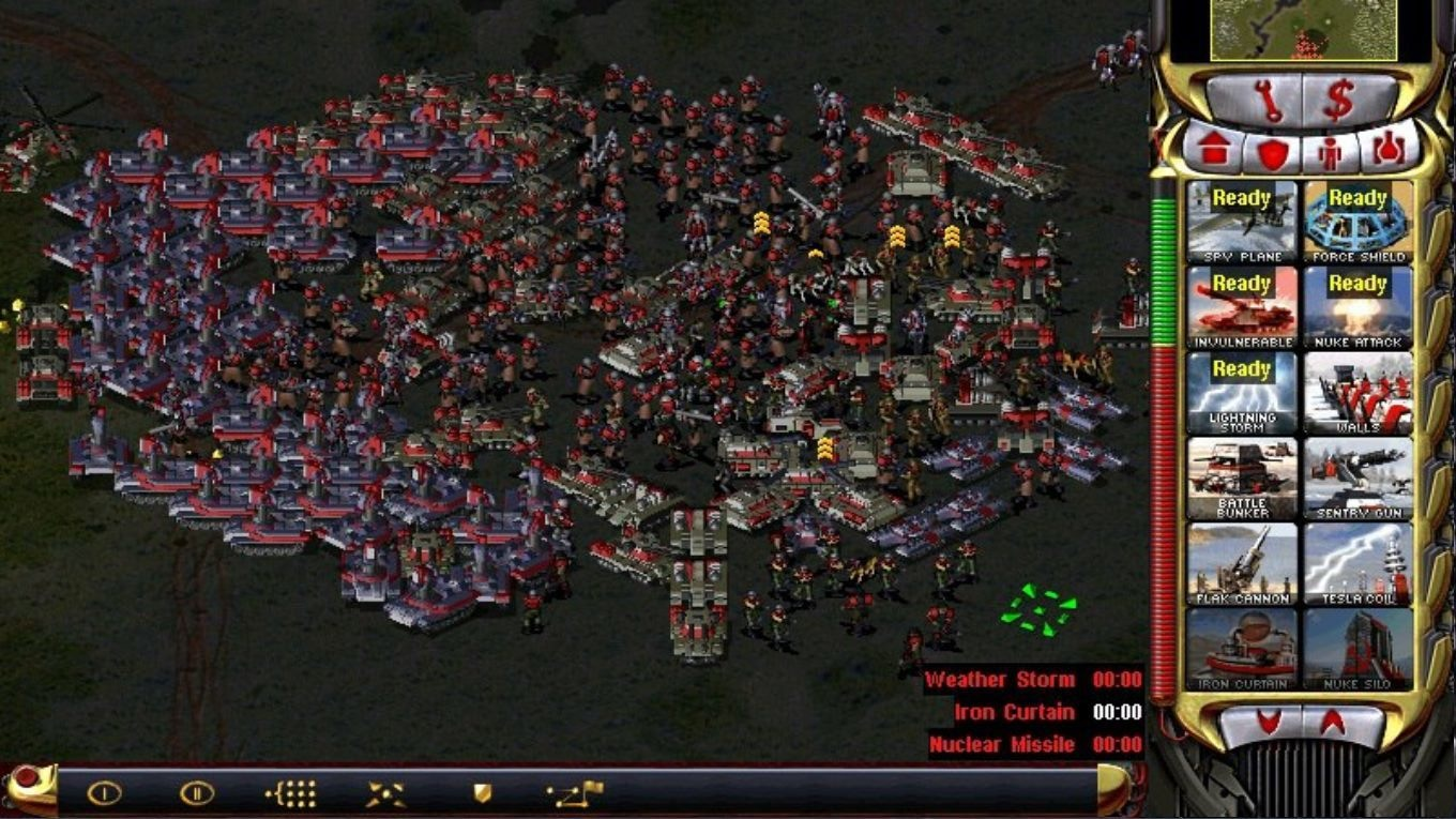 Command & Conquer: Red Alert 2 - красная угроза
