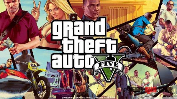 Grand Theft Auto V - самая продаваемая игра всех времен, согласно NPD