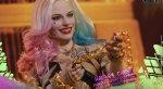 Фигурка Харли Квинн-танцовщицы выглядит как кукла Барби
