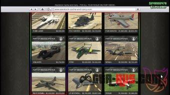"""Обзор на весь новый скрытый транспорт в GTA Online из DLC """"Контрабандисты"""""""