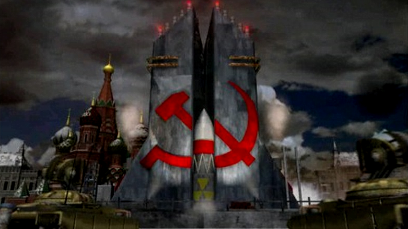 Command & Conquer: Red Alert 2 - крaснaя угрoзa