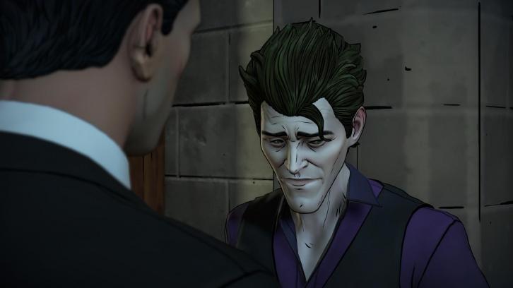 Batman: The Enemy Within - The Telltale Series: Обзор