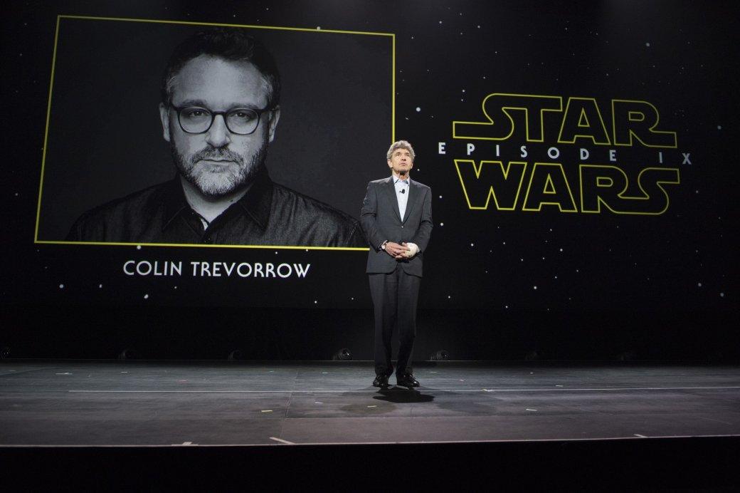 У9 эпизода «Звездных войн» сменится режиссер. Имстанет женщина?