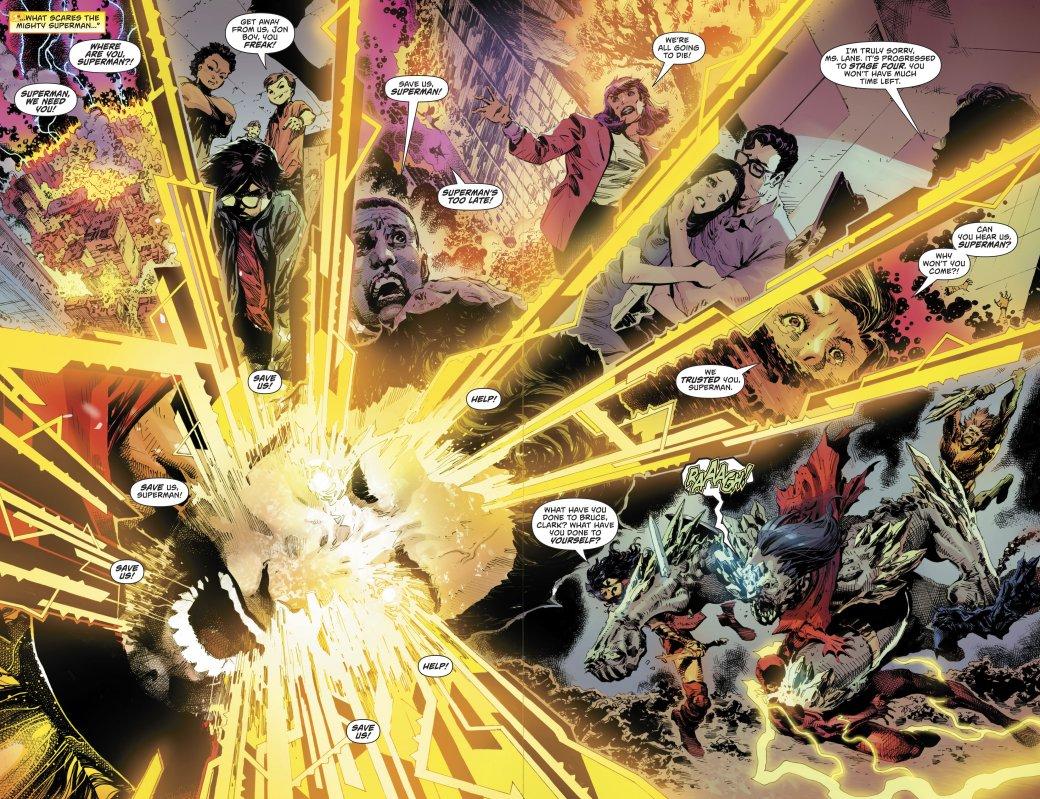 Чего боится Супермен? DCпредставило главные страхи Кларка Кента