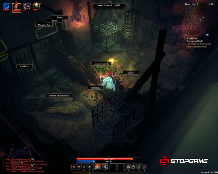 Shadows: Heretic Kingdoms: Обзор