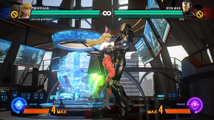 Photo of Marvel vs. Capcom: Infinite: Обзор