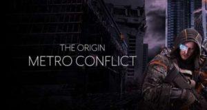 Metro Conflict: The Origin вышел в Steam.