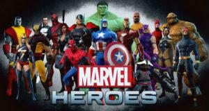 Disney закрывает Marvel Heroes