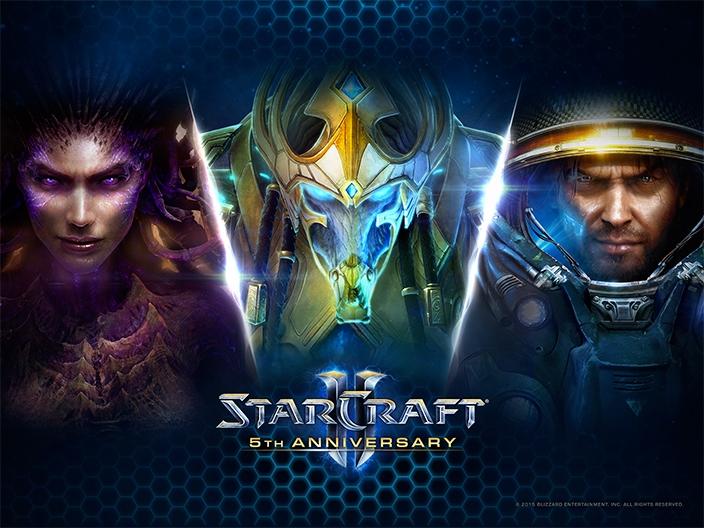Photo of StarCraft 2 бесплатно для всех желающих!