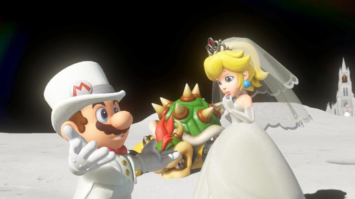 Photo of Super Mario Odyssey: Обзор