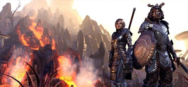 Photo of The Elder Scrolls Online — В следующем году выйдет 3 новых DLC
