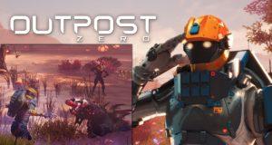 Outpost Zero: Окунемся в будни космических колонистов.