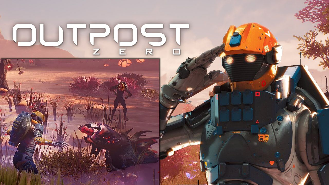 Photo of Outpost Zero: Окунемся в будни космических колонистов.