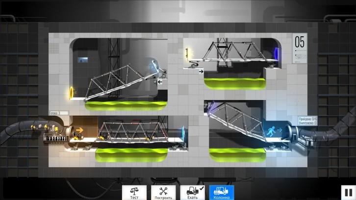 Photo of Bridge Constructor Portal: Обзор