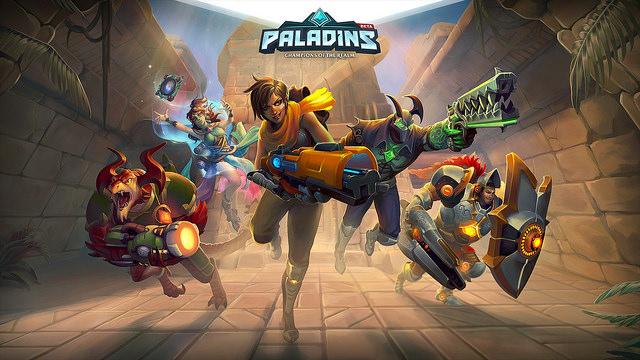 Photo of Paladins: запустил новый режим Battle Royale