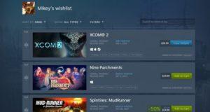 Steam запустил последующую большую акцию распродажи и обновил ваши списки хотимого