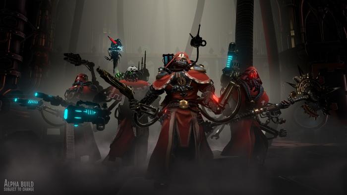 Photo of Полку игр во вселенной Warhammer 40,000 прибыло — встречайте Mechanicus