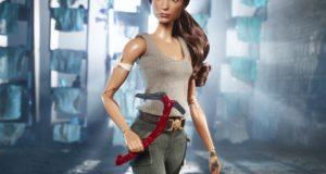 Лара Крофт стала официальной куколкой Барби